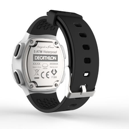 Reloj deporte hombre temporizador W500 M swip blanco