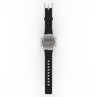 ساعة توقيتW500 M للجري للرجال مع شاشة منعكسة بيضاء