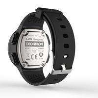 W500 M Running Stopwatch Reverse Screen Black - Men