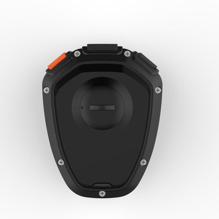 Stopwatch voor sport ONstart 310 zwart/oranje