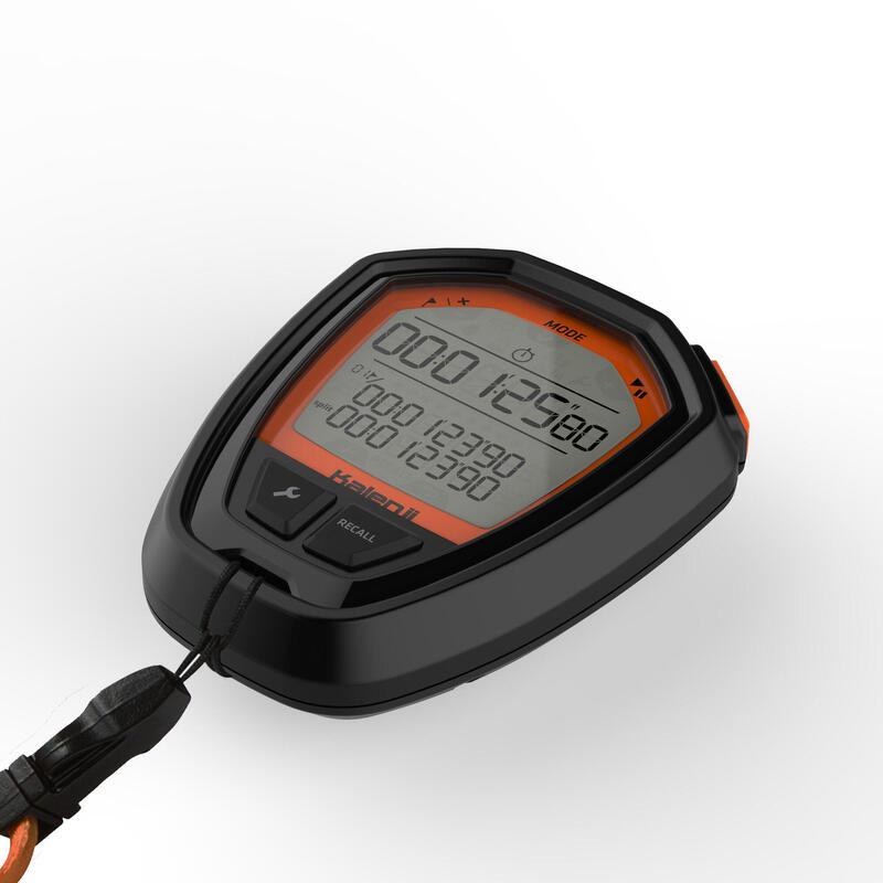 Cronometro ONSTART 310 nero-arancione