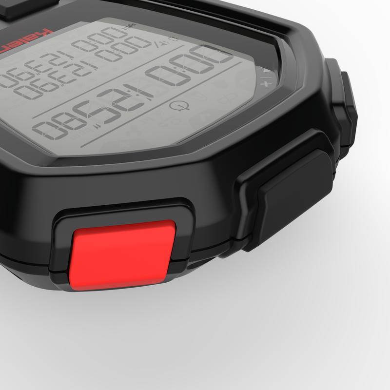 ONstart 710 Sports Stopwatch - Black