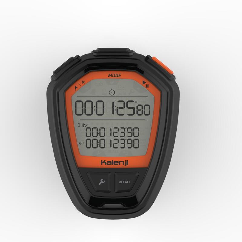 Chronomètre sport ONstart 310 noir orange