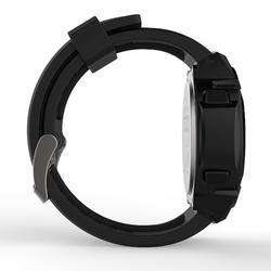 Schokbestendig horloge met stopwatch W700XC+ M zwart