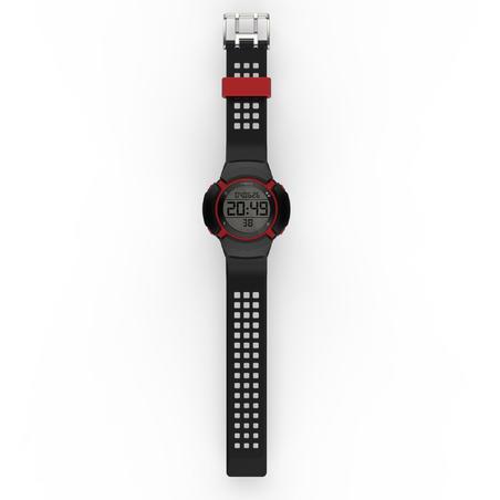 Montre chronomètre de course à piedW700xcM noire/rouge– Hommes