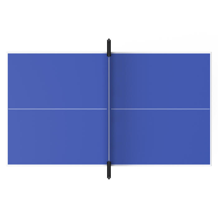 Tafeltennistafel indoor FT950 Club FFTT blauw