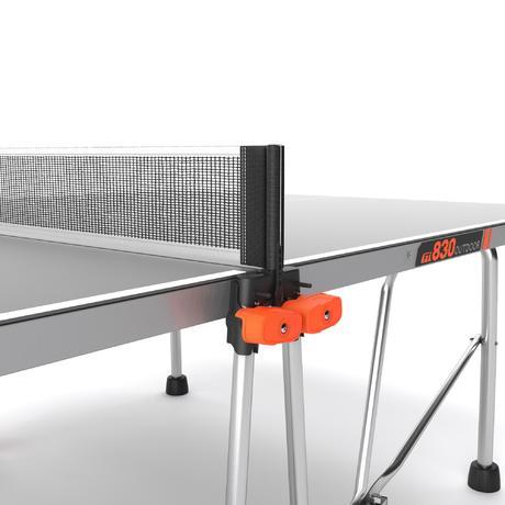 Tavolo ping pong ft830 outdoor artengo - Decathlon tavolo ping pong ...