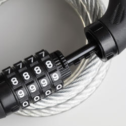 120 Accessories Combination Cable Lock