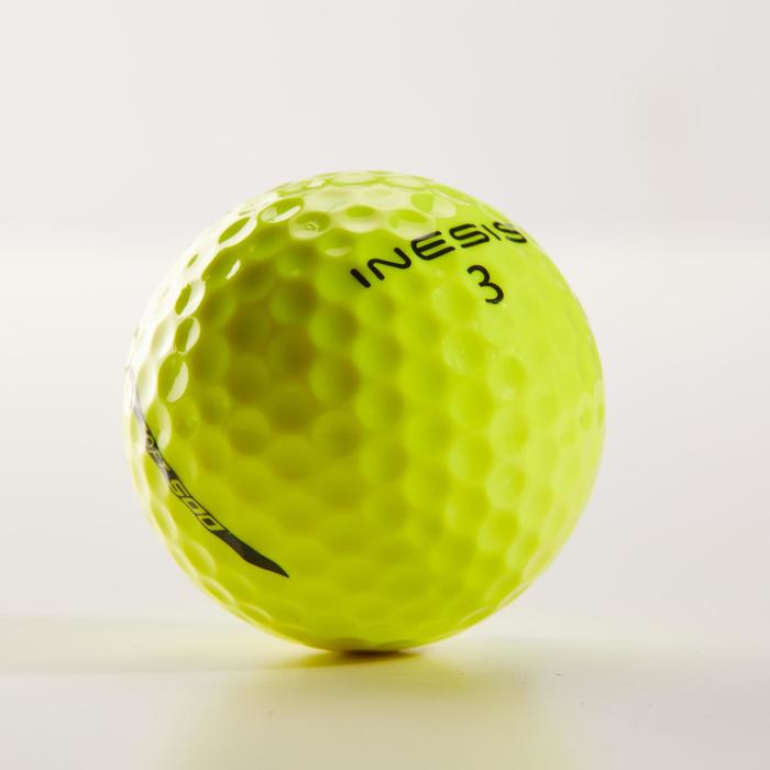 Balle de golf SOFT 500 X12 mat - 1328528