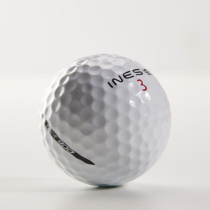 Balle de golf TOUR 900 X12 Blanc - 1328530