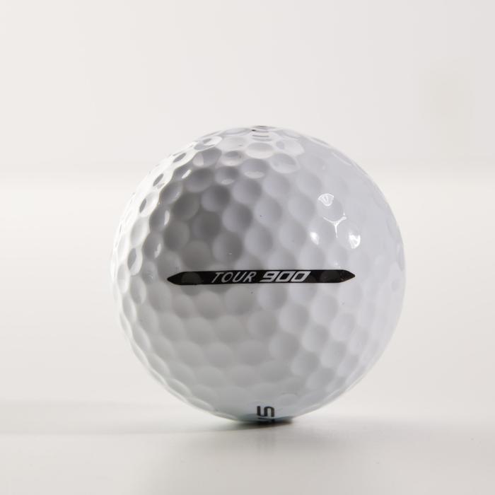 Balle de golf TOUR 900 X12 Blanc - 1328531