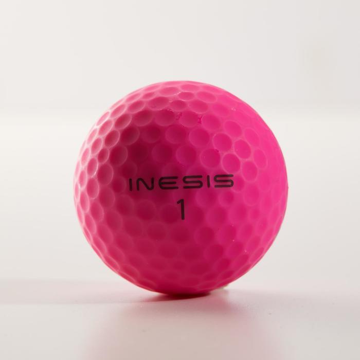 Balle de golf SOFT 500 X12 mat - 1328537