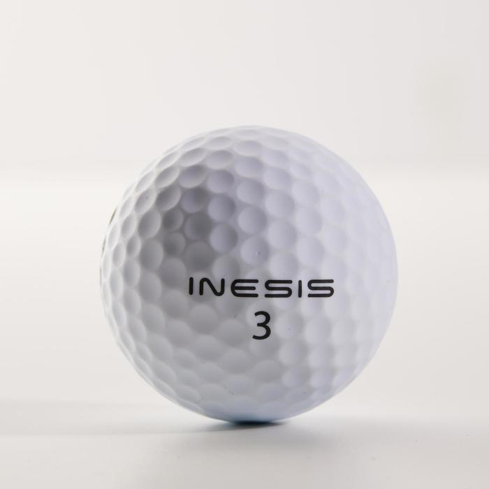 Balle de golf SOFT 500 X12 mat - 1328538