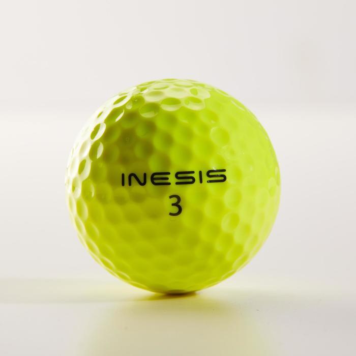 Balle de golf SOFT 500 X12 mat - 1328542
