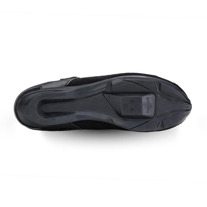 自行車旅遊自行車運動鞋 RoadC 100 - 黑色