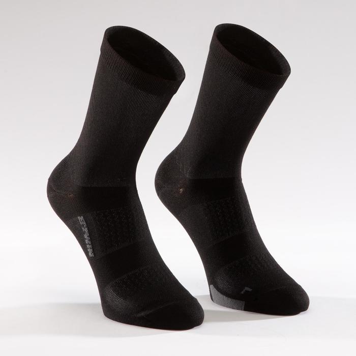 900 Road Cycling Socks - Navy/Red - 1328635