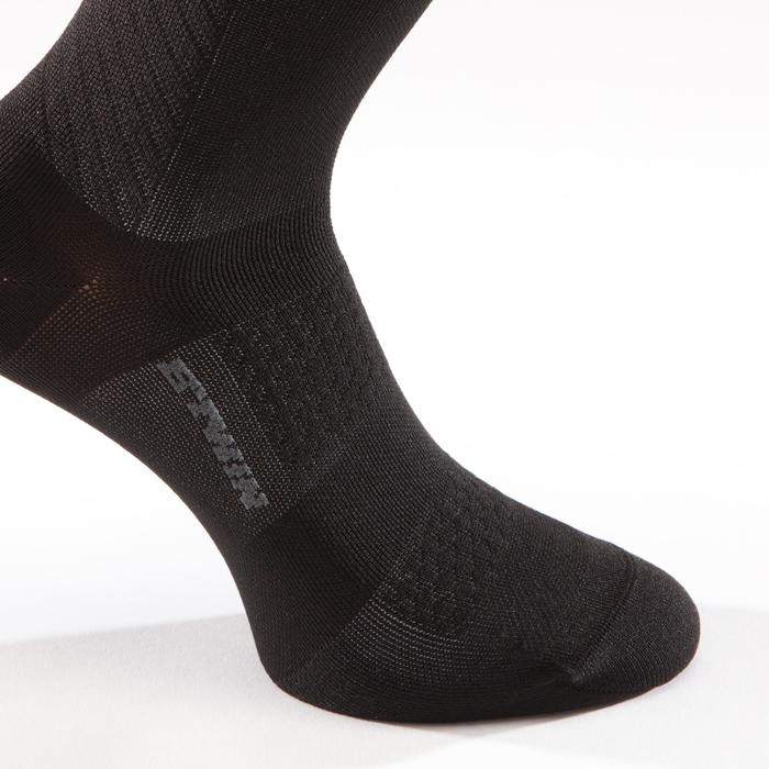 900 Road Sport Cycling Socks - Black/Grey
