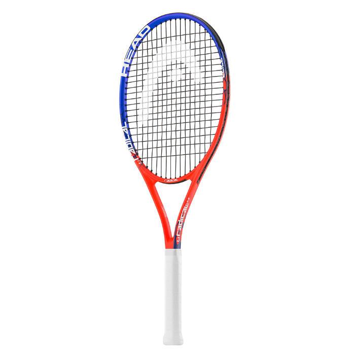 Tennisracket voor volwassenen TI Radical oranje
