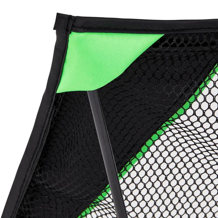 Chipping net voor golf
