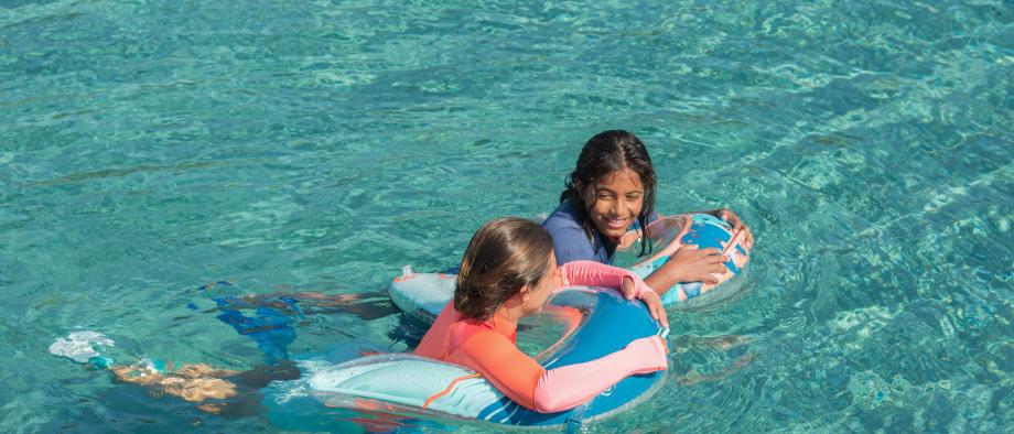 buoyancy aid snorkeling shorty wetsuit subea