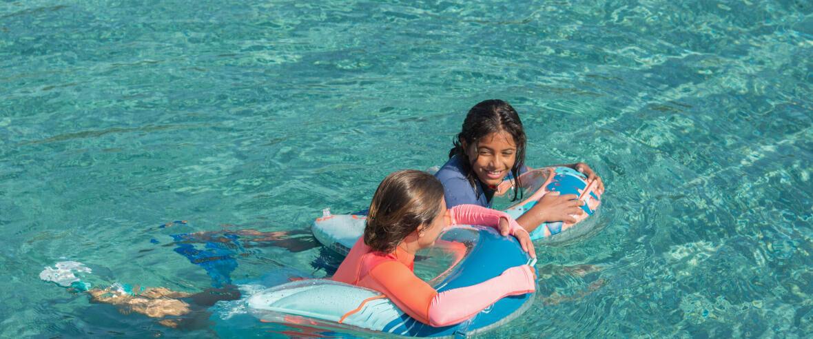 apport flottabilité snorkeling olu subea