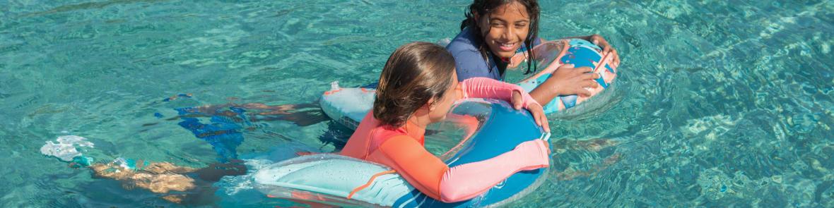 Le Olu, une bouée d'observation de snorkeling conçue par Subea