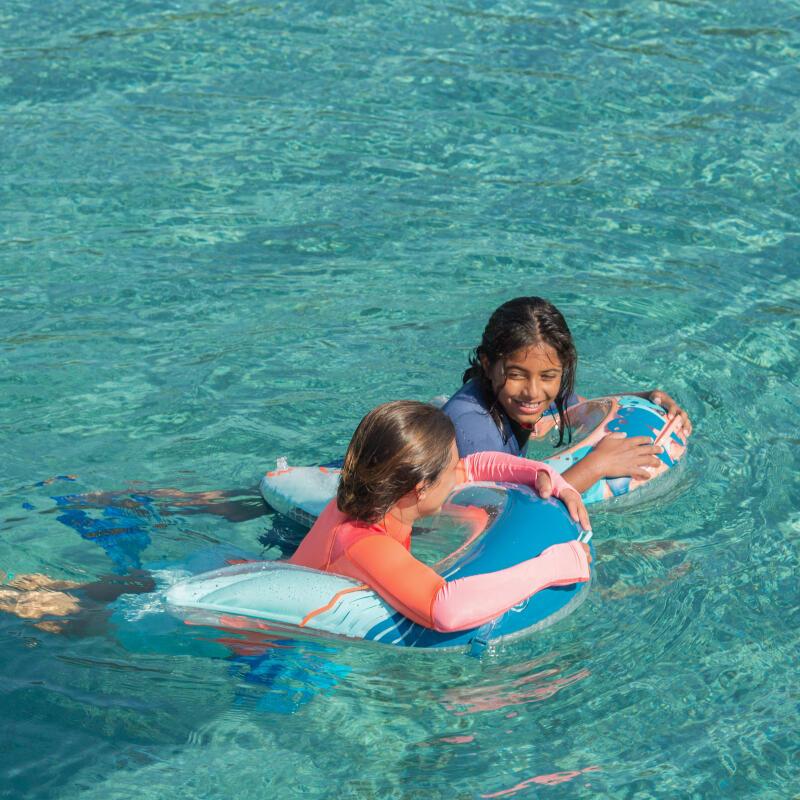 conmment gonfler dégonfler olu bouée d'observation de snorkeling subea