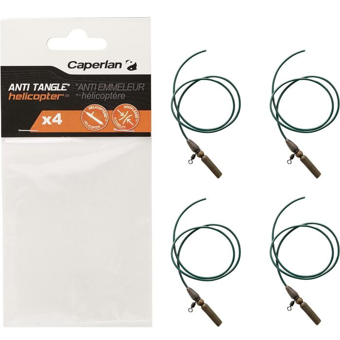 Accessoire voor karpervissen anti-tangle helikopter - 1328837