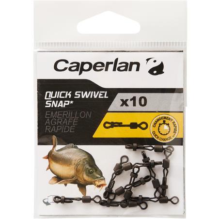 QUICK SNAP CARP FISHING SWIVEL