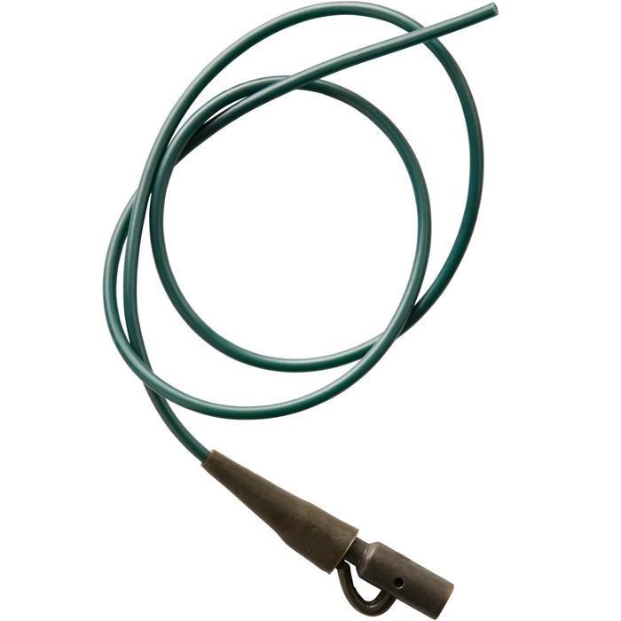 Angelzubehör Anti-Tangle weich und Leadclip Karpfenangeln