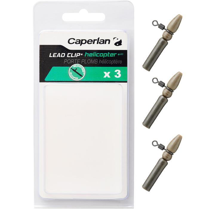 Accessoire voor karpervissen Lead Clip helikopter - 1328862