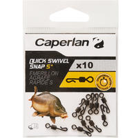 CARP FISHING QUICK SNAP SWIVEL S