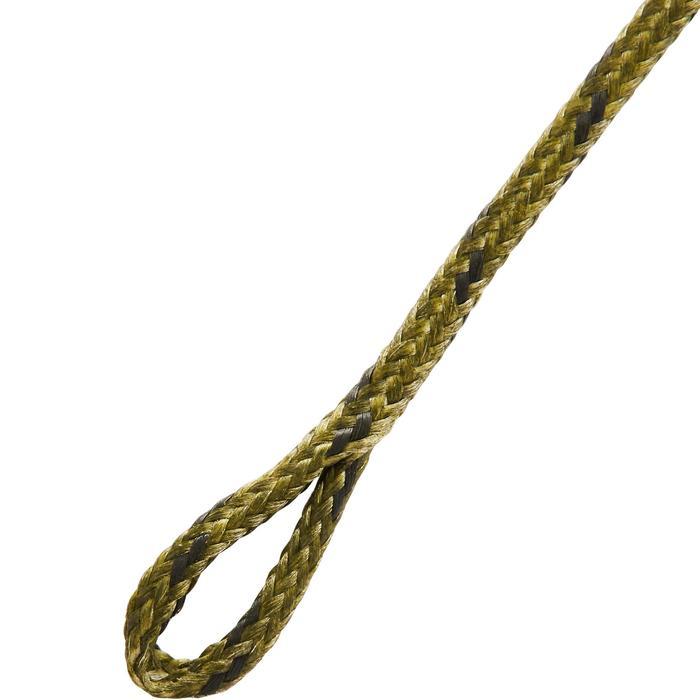Accessoire voor karpervissen leadcore set olijfkleurig - 1328891