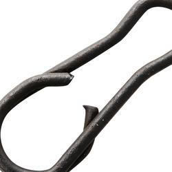 Karabiner Snap Black Karpfenangeln.