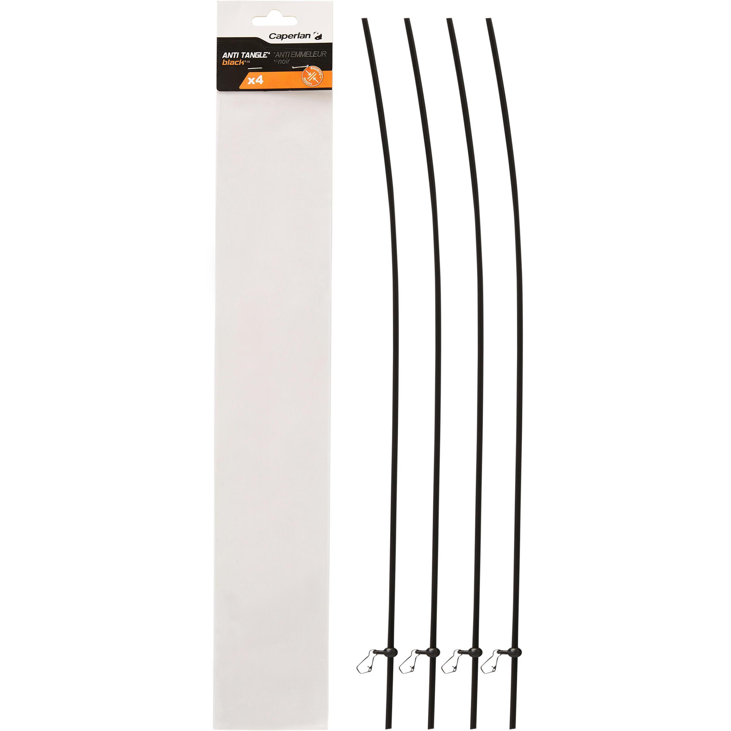 Caperlan Accessoire voor karpervissen anti-tangle zwart 40 cm kopen