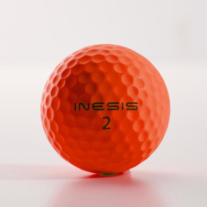 Balle de golf SOFT 500 X12 mat - 1328940