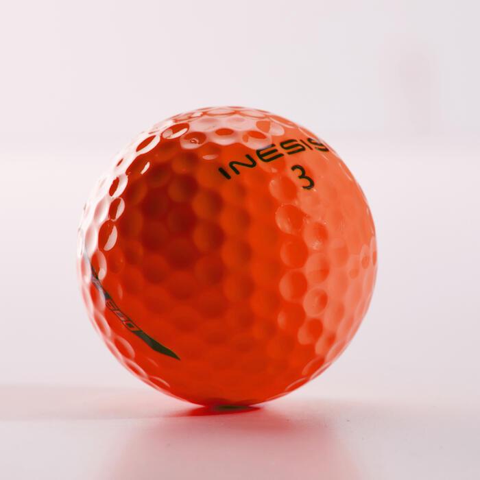 Balle de golf SOFT 500 X12 mat - 1328944