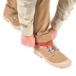 Chaussures de Trekking désert DESERT 500 marron