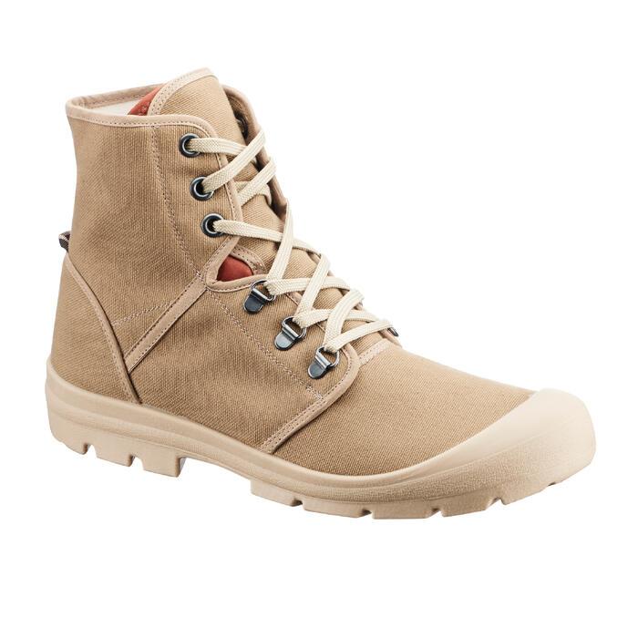 Chaussures de Trekking désert DESERT 500 marron - 1328954