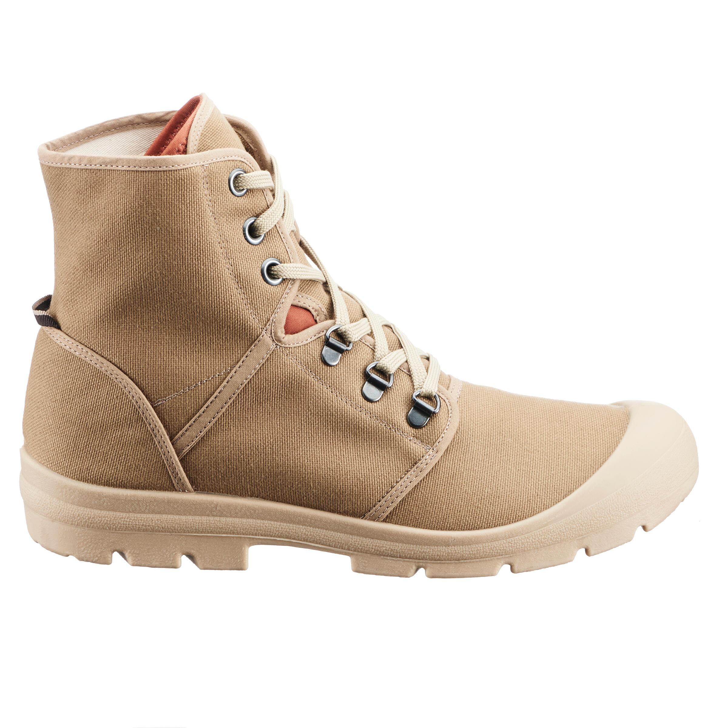 Forclaz Schoenen voor woestijntrekking Desert 500 bruin