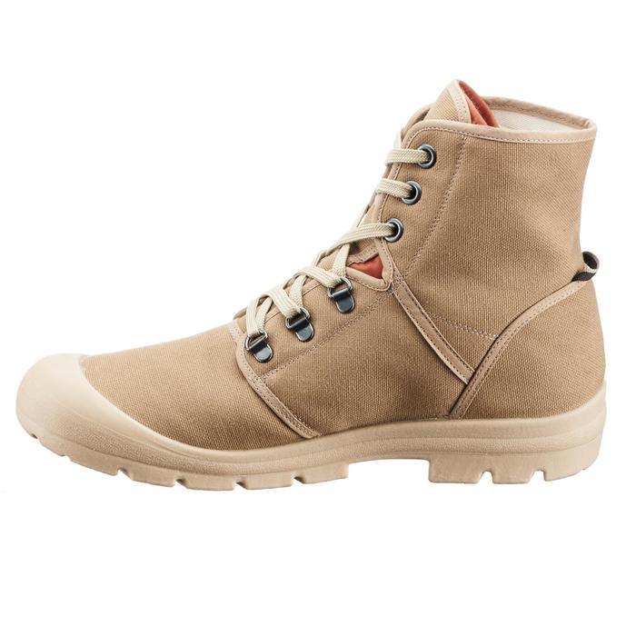 Chaussures de Trekking désert DESERT 500 marron - 1328961