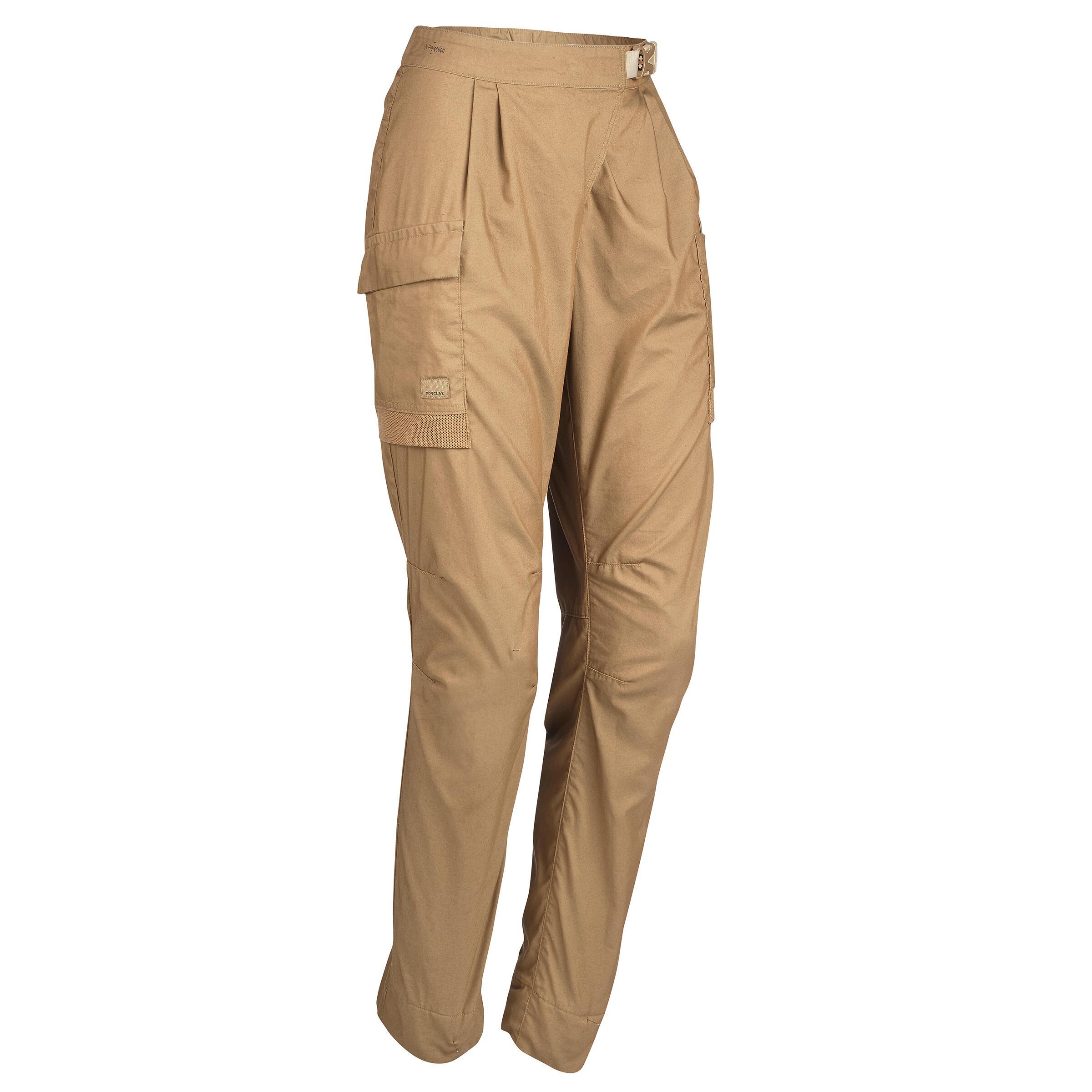 Pantalon Deșert 500 Damă