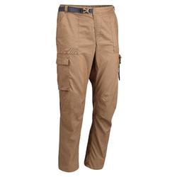 Desert 500 Desert Trekking Trousers - Brown