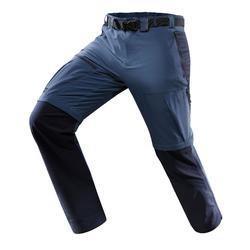 Pantalon modulable trekking montagne TREK 700 homme