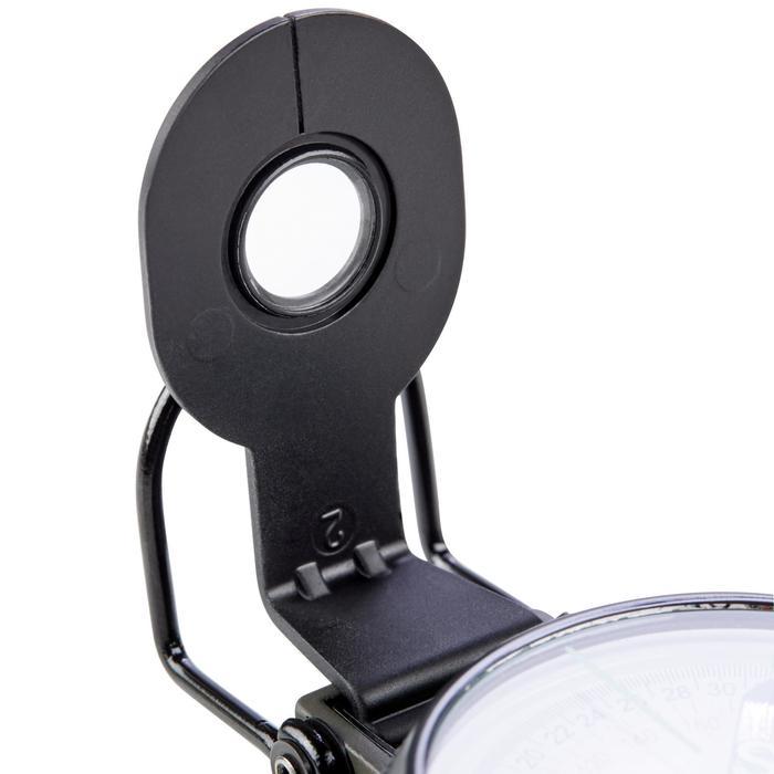 Kompass C400 mit Visier khaki