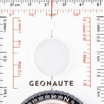 C QUECHUA 300 compass