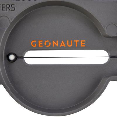 Brújula con visor C400 caqui