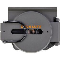 Brújula de visor de orientación C400 caqui