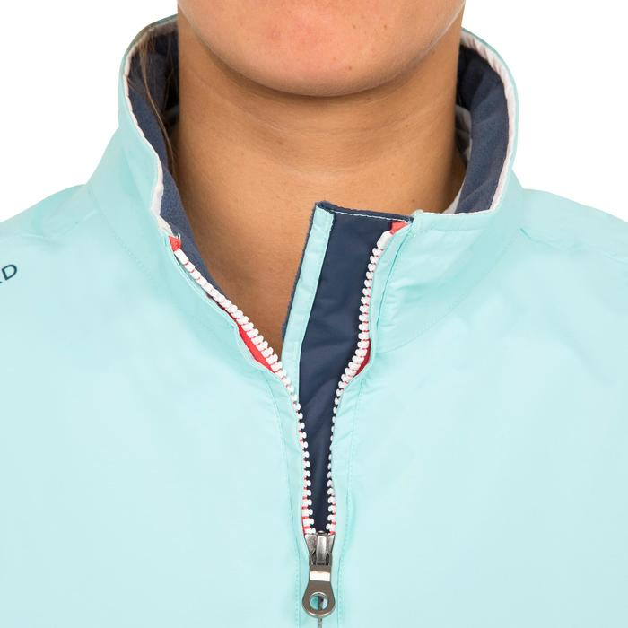 Race 100 Women's Yacht Racing Sailing Anorak - Mint