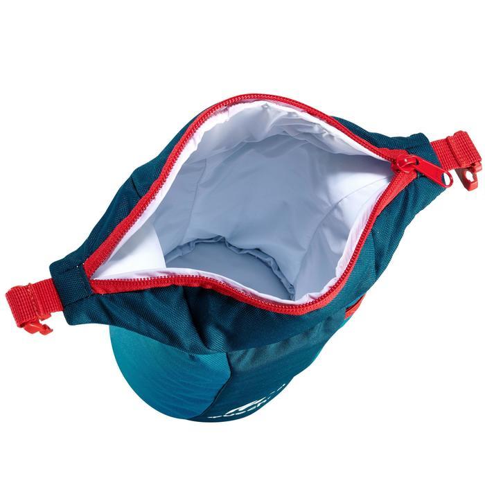 Glacière Lunch box MH100 randonnée (avec 1 boîte alimentaire) 2,3 litres bleu - 1329462